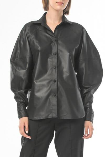 Рубашка с широкими манжетами ALOT_020213, фото 1 - в интеренет магазине KAPSULA