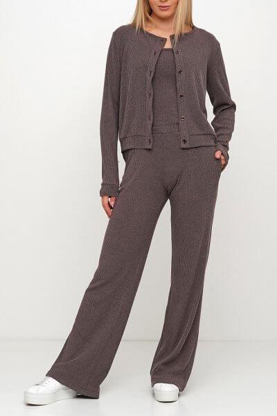 Вязаные брюки из шерсти AY_3017, фото 3 - в интеренет магазине KAPSULA