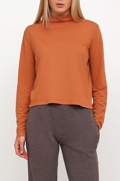 Блуза спуговицами сзади AY_3026, фото 8 - в интеренет магазине KAPSULA