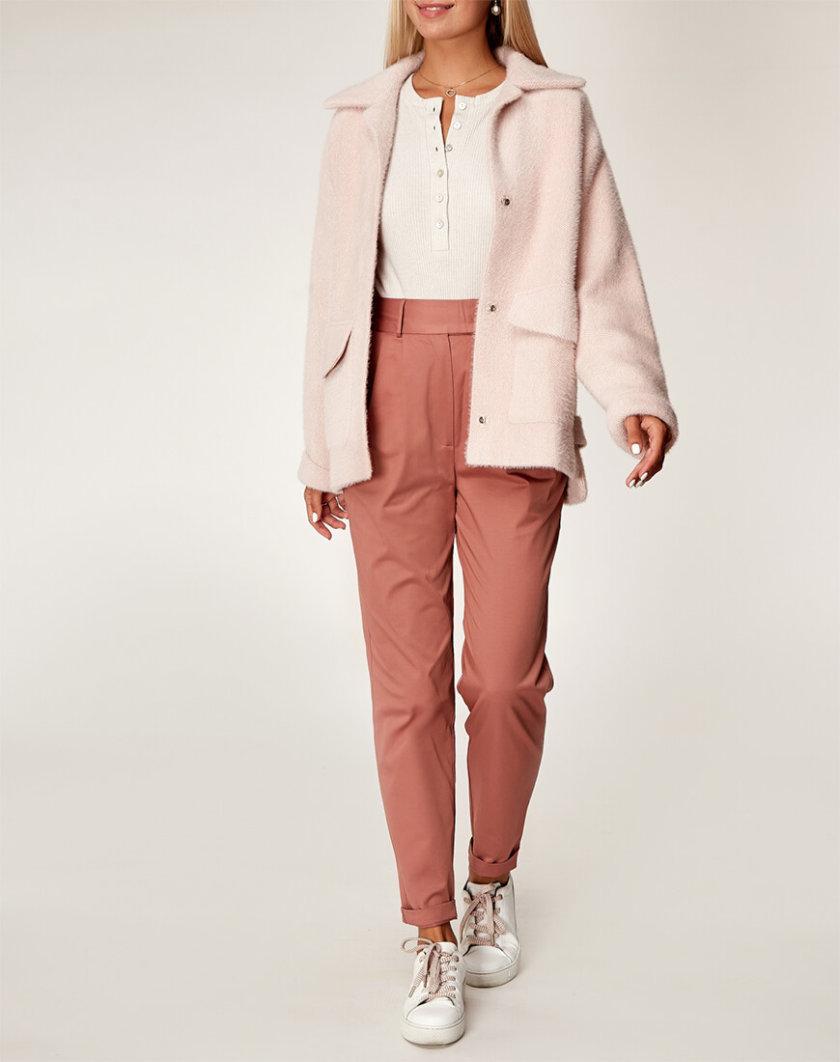 Пушистая куртка на подкладке CVR_JAKETW2020, фото 1 - в интернет магазине KAPSULA