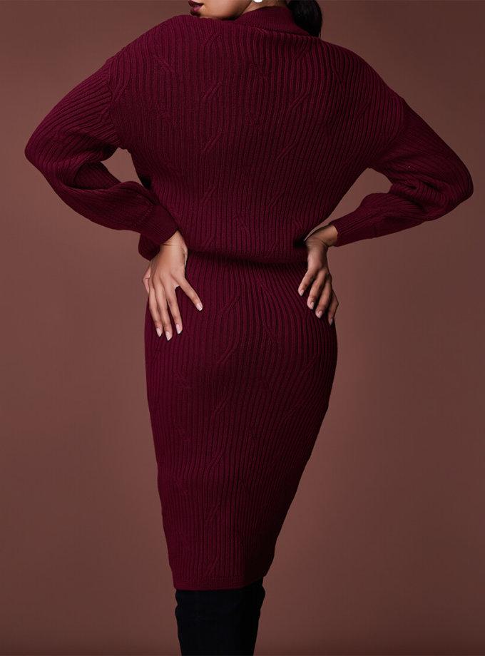 Комплект с юбкой из шерсти JDW_JD1509, фото 1 - в интеренет магазине KAPSULA