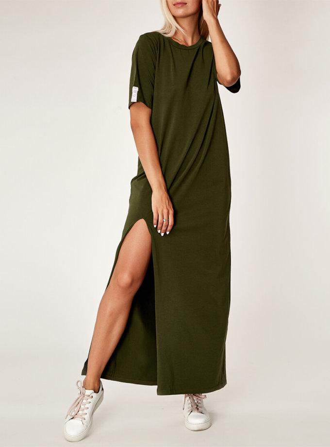 Хлопковое платье oversize CVR_HAKITS2020, фото 1 - в интеренет магазине KAPSULA