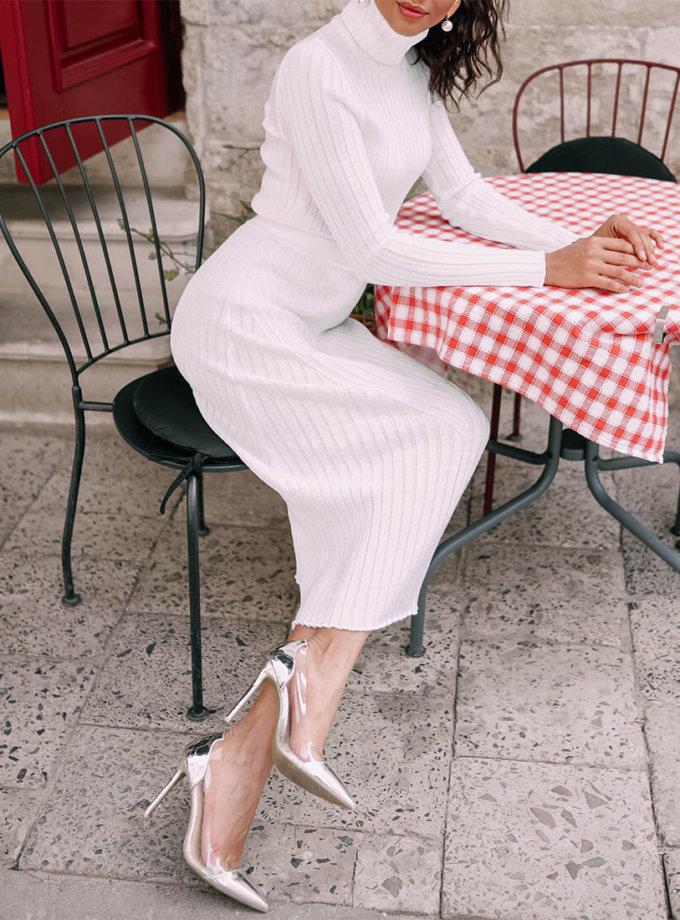 Костюм Paris в рубчик из шерсти JDW_JD2109, фото 1 - в интеренет магазине KAPSULA