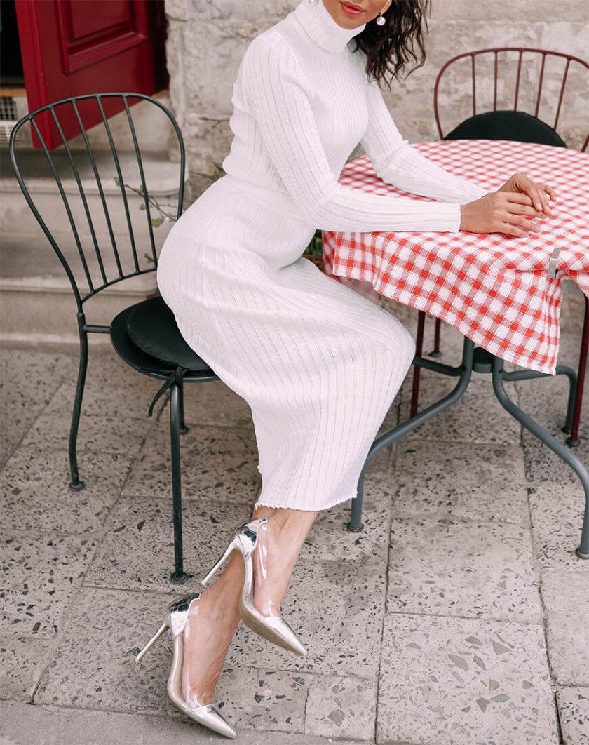 Костюм Paris в рубчик из шерсти JDW_JD2109, фото 1 - в интернет магазине KAPSULA