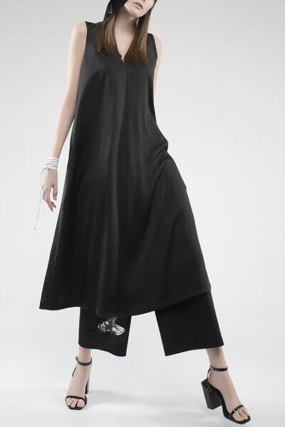 Легкое платье-туника JA_1836, фото 3 - в интеренет магазине KAPSULA