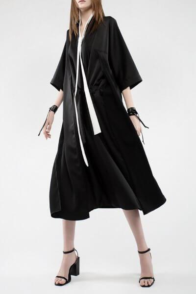 Легкое платье BLACK MOTIV JA_1851, фото 6 - в интеренет магазине KAPSULA