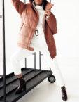 Шерстяной костюм в клетку Oliviya MC_MY09301, фото 6 - в интеренет магазине KAPSULA