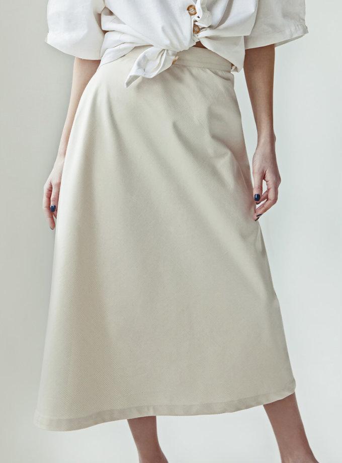 Хлопковая юбка You SNDR_SSY12, фото 1 - в интеренет магазине KAPSULA