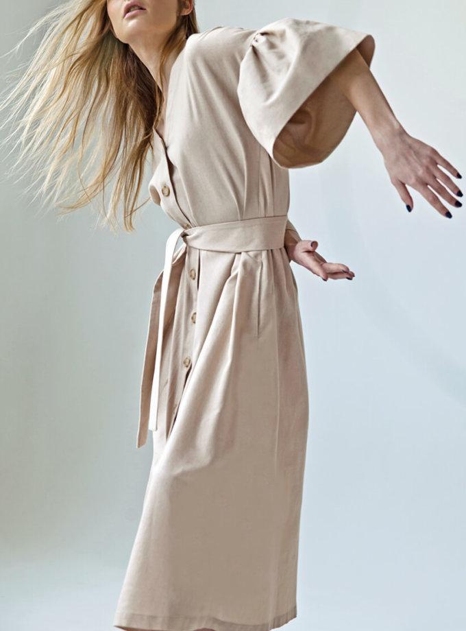 Льняное платье You SNDR_SSY2c, фото 1 - в интернет магазине KAPSULA