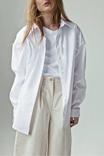 Хлопковая рубашка You SNDR_SSY5, фото 1 - в интеренет магазине KAPSULA