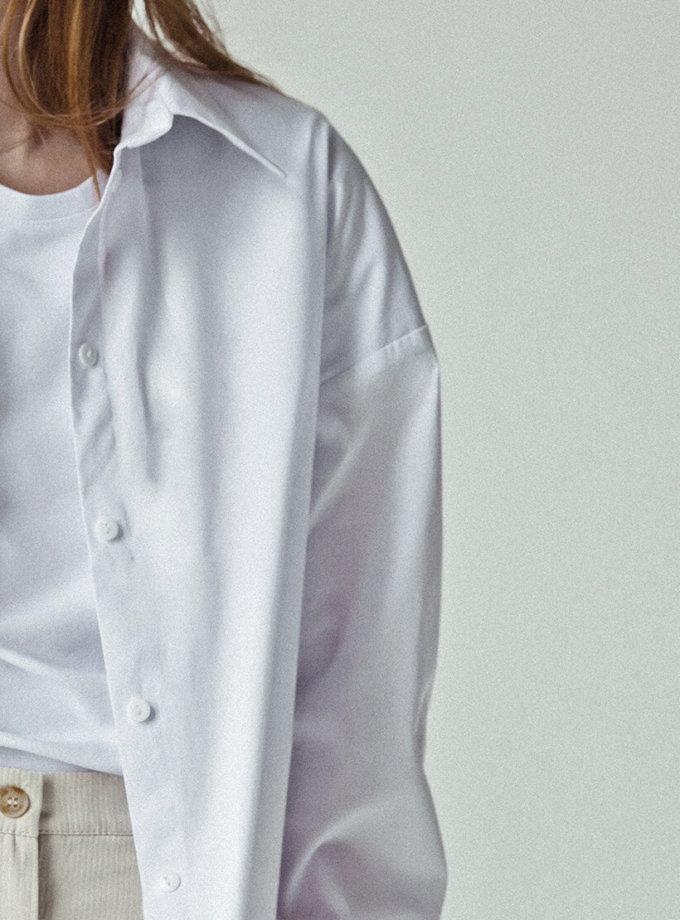 Хлопковая рубашка You SNDR_SSY5, фото 1 - в интернет магазине KAPSULA