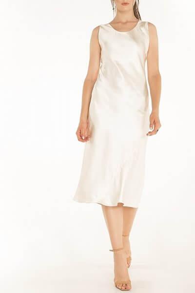Сатиновое платье WNDR_fw2021_sdbez_14, фото 1 - в интеренет магазине KAPSULA