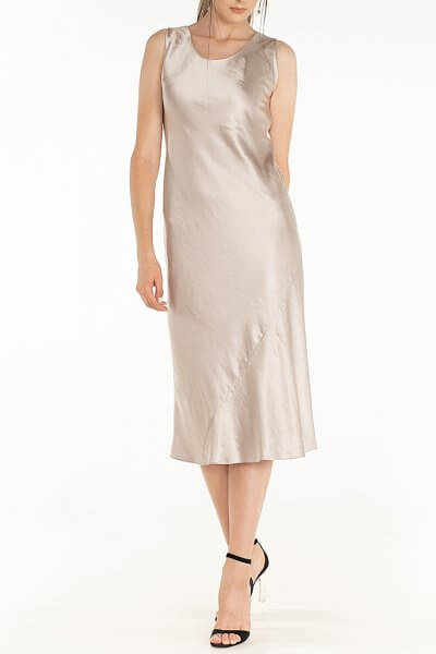 Сатиновое платье WNDR_fw2021_sdlil_14, фото 1 - в интеренет магазине KAPSULA