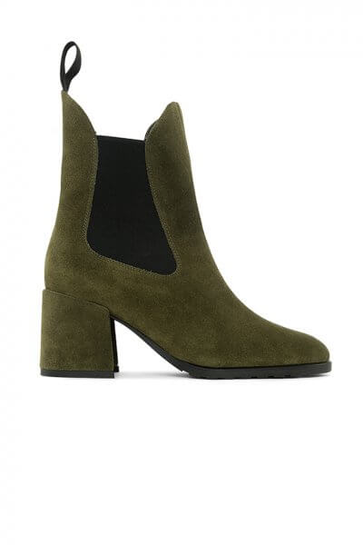 Замшевые ботинки челси MRSL_177563, фото 5 - в интеренет магазине KAPSULA