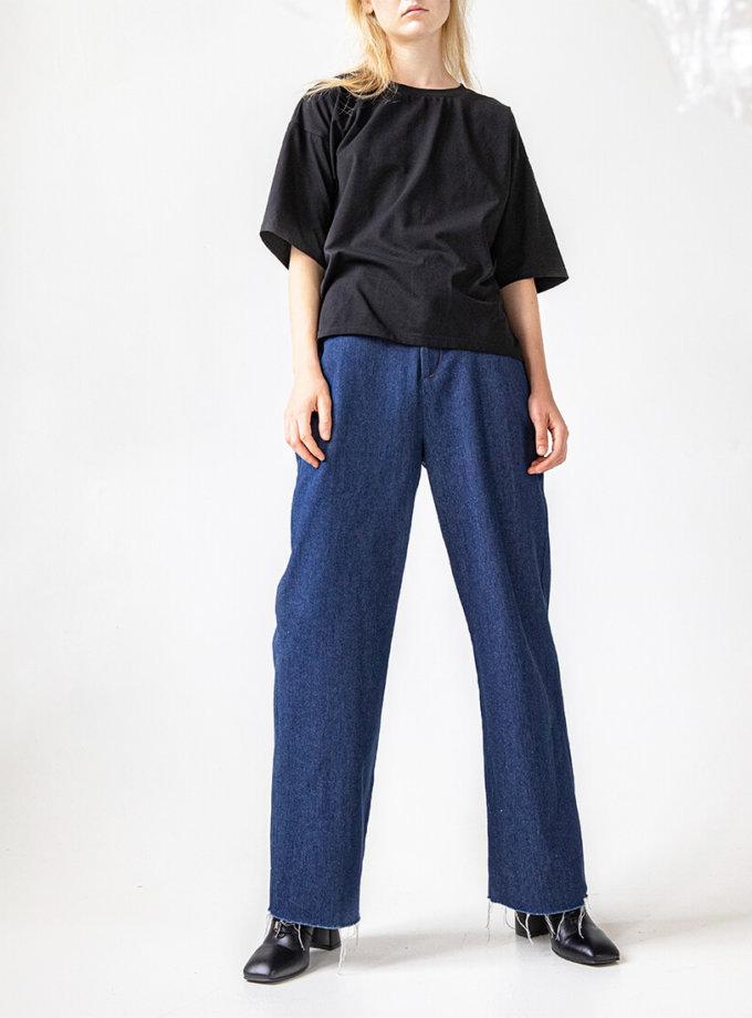 Прямые джинсы Easy SNDR_FWE5, фото 1 - в интернет магазине KAPSULA