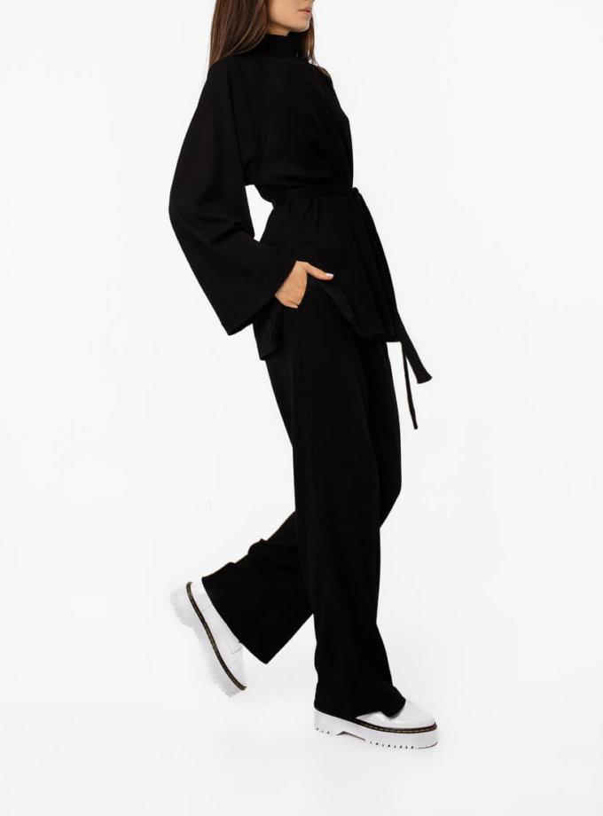 Трикотажный костюм из хлопка MGN_1941CH, фото 1 - в интернет магазине KAPSULA