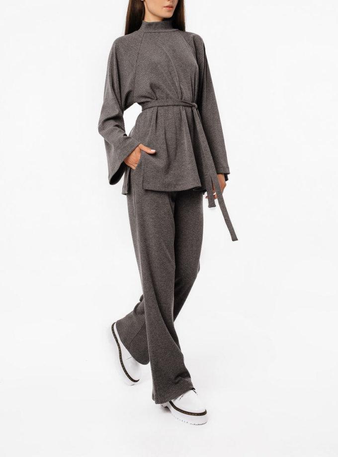 Трикотажный костюм из хлопка MGN_1941SM, фото 1 - в интернет магазине KAPSULA