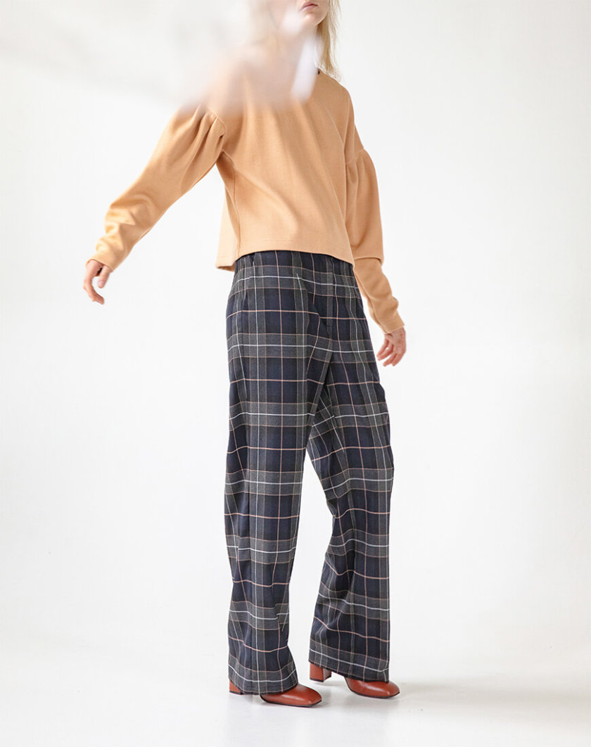 Широкие брюки Easy SNDR_FWE13, фото 1 - в интернет магазине KAPSULA