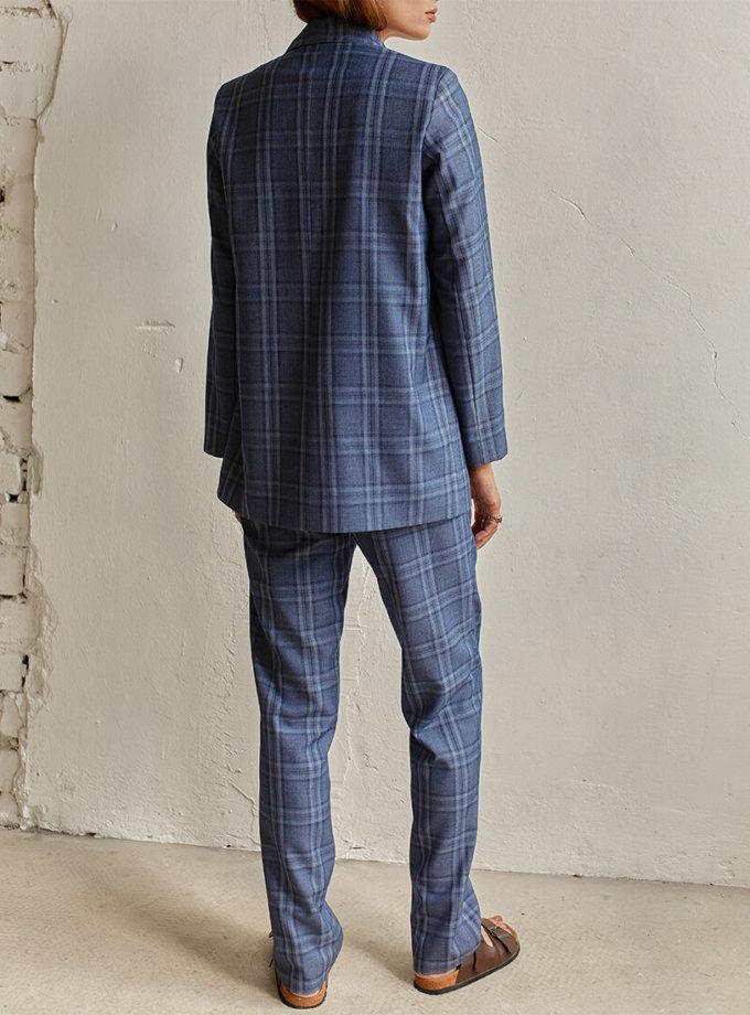 Классические брюки на высокой посадке AD_200720, фото 1 - в интернет магазине KAPSULA