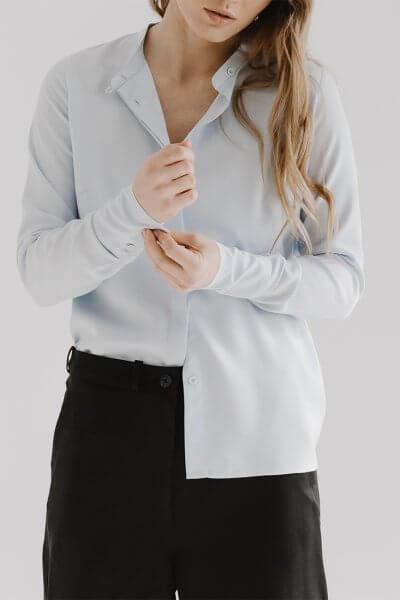 Базовая рубашка TOOJ FRM_XIM_05A_B, фото 4 - в интеренет магазине KAPSULA