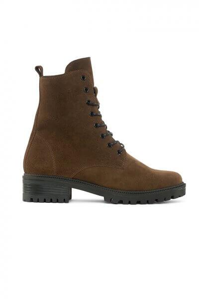 Замшевые ботинки New Burner MRSL_533376, фото 4 - в интеренет магазине KAPSULA