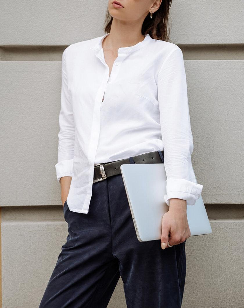Базовая рубашка TOOJ FRM_XIM_05A_W, фото 1 - в интернет магазине KAPSULA