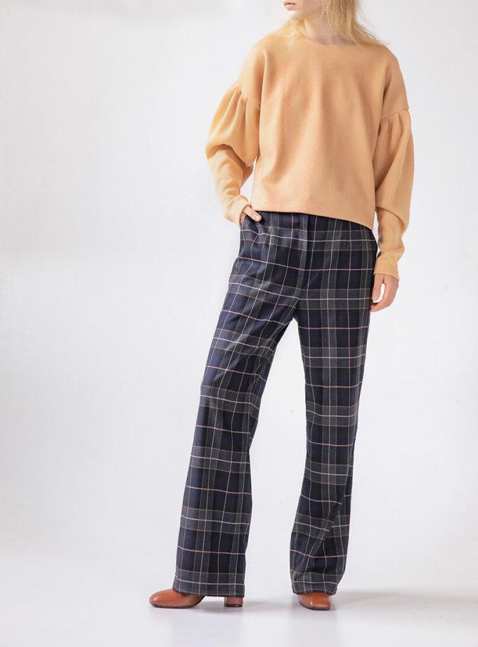 Широкие брюки Easy SNDR_FWE13, фото 1 - в интеренет магазине KAPSULA