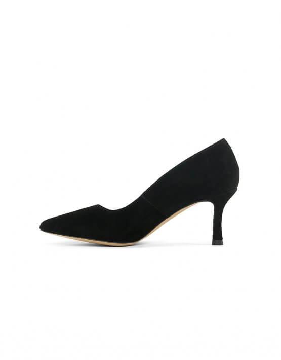 Замшевые туфли  Hillary MRSL_621457, фото 4 - в интеренет магазине KAPSULA