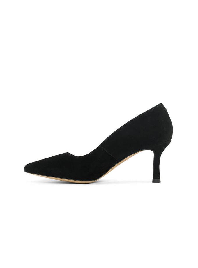 Замшевые туфли  Hillary MRSL_621457, фото 1 - в интеренет магазине KAPSULA