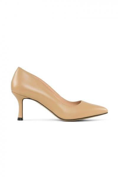Кожаные туфли  Hillary MRSL_621467, фото 3 - в интеренет магазине KAPSULA