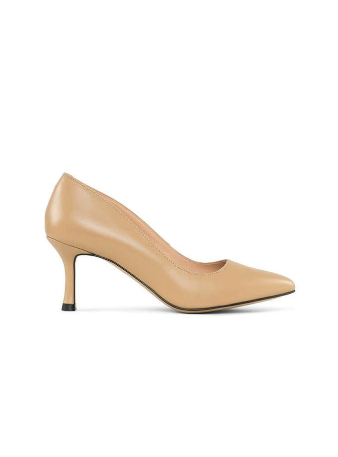 Кожаные туфли  Hillary MRSL_621467, фото 1 - в интеренет магазине KAPSULA