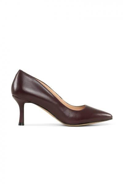 Кожаные туфли  Hillary MRSL_621477, фото 1 - в интеренет магазине KAPSULA
