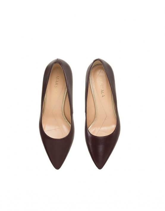 Кожаные туфли  Hillary MRSL_621477, фото 4 - в интеренет магазине KAPSULA