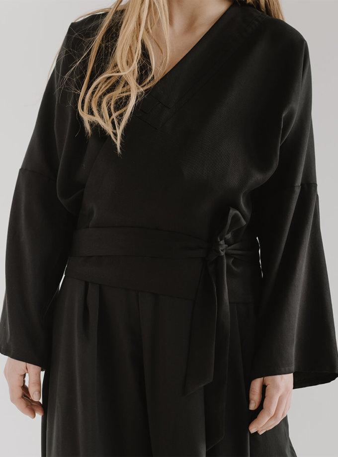 Блуза-кимоно TANG FRM_XIM_05C_B, фото 1 - в интернет магазине KAPSULA