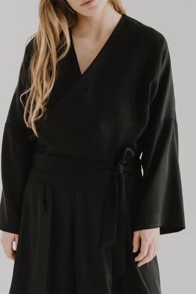 Блуза-кимоно TANG FRM_XIM_05C_B, фото 5 - в интеренет магазине KAPSULA