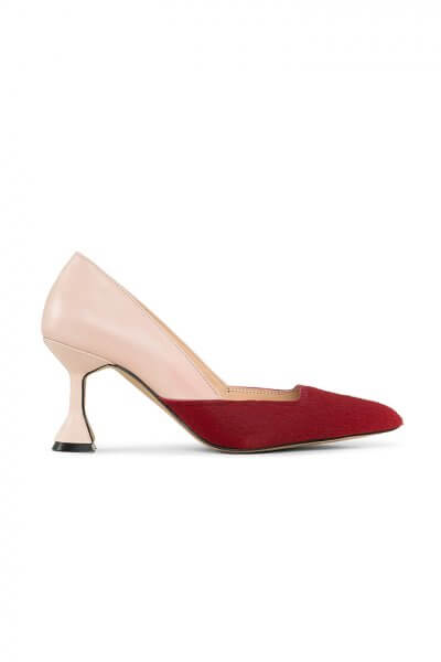 Кожаные туфли  Michelle MRSL_795021, фото 4 - в интеренет магазине KAPSULA