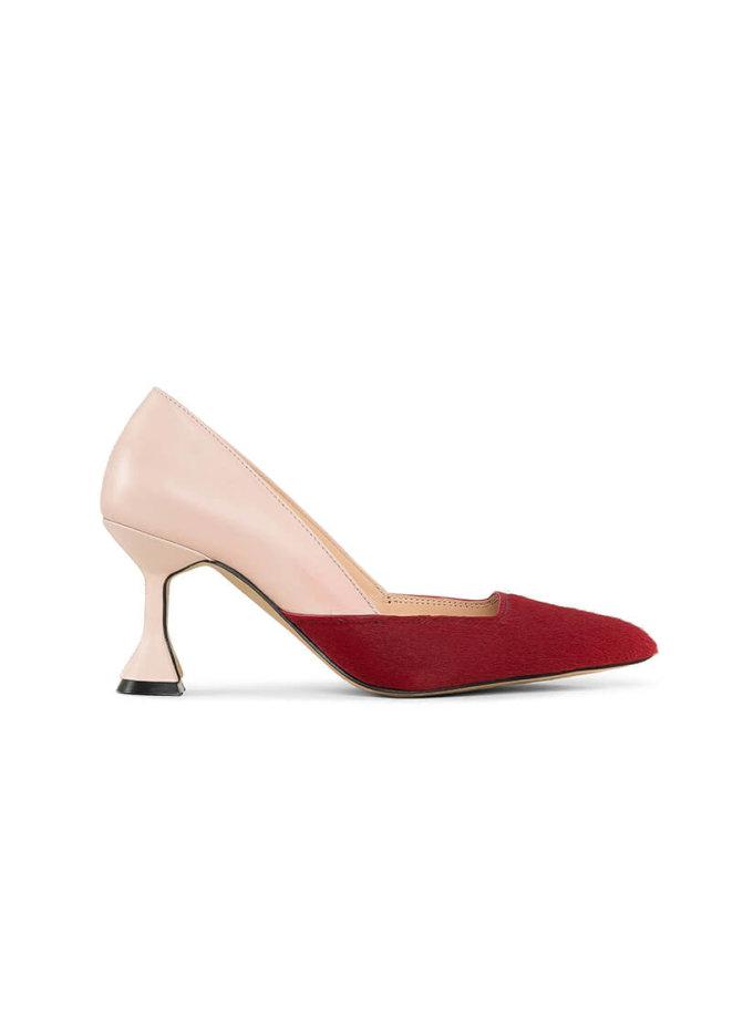 Кожаные туфли  Michelle MRSL_795021, фото 1 - в интеренет магазине KAPSULA