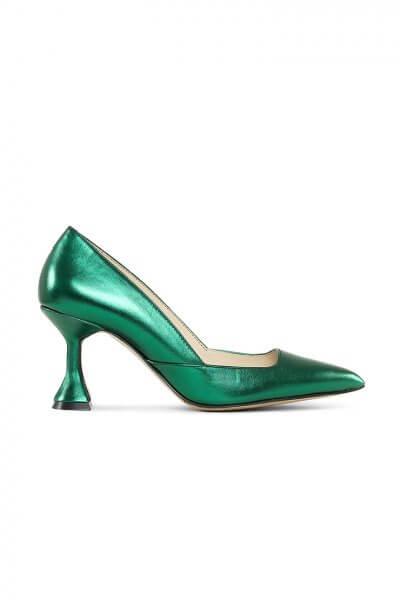 Кожаные туфли  Michelle MRSL_795041, фото 4 - в интеренет магазине KAPSULA