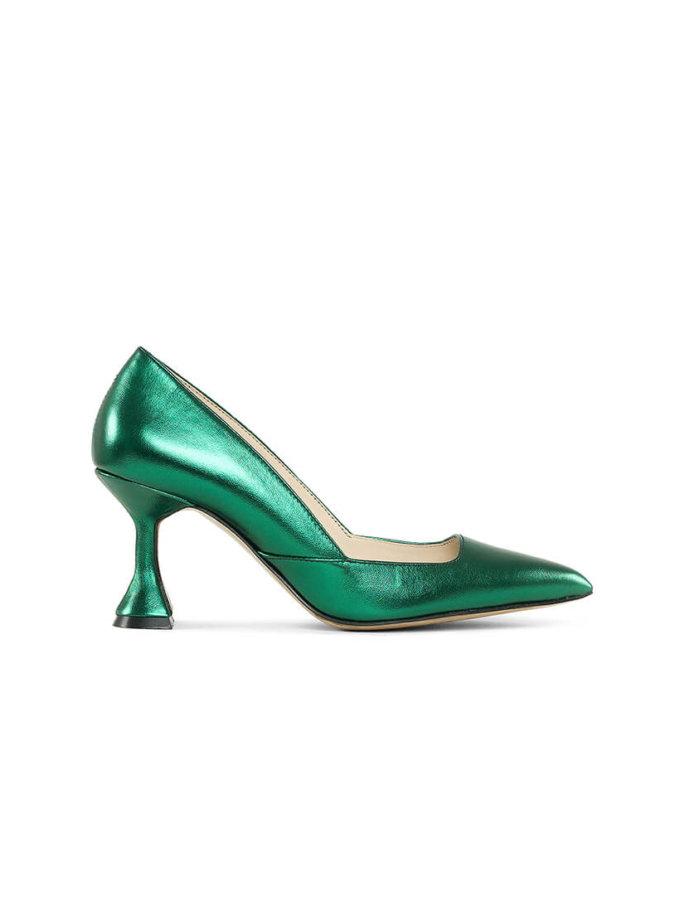 Кожаные туфли  Michelle MRSL_795041, фото 1 - в интеренет магазине KAPSULA