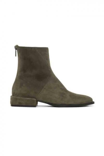 Замшевые ботинки Safari MRSL_888471, фото 5 - в интеренет магазине KAPSULA