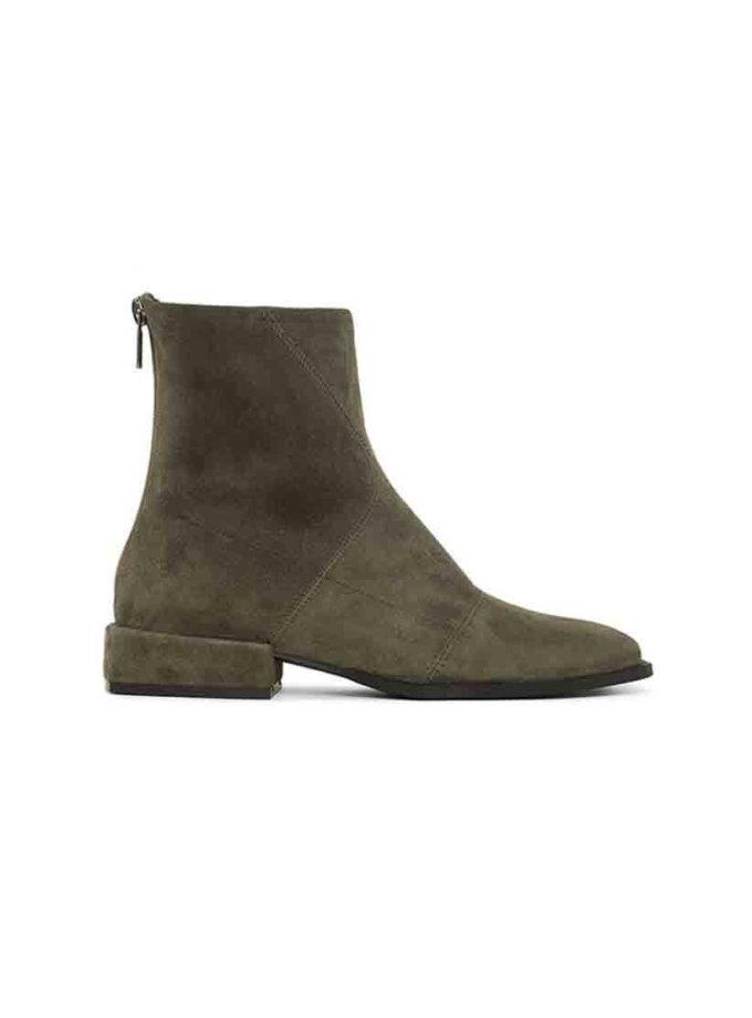 Замшевые ботинки Safari MRSL_888471, фото 1 - в интеренет магазине KAPSULA