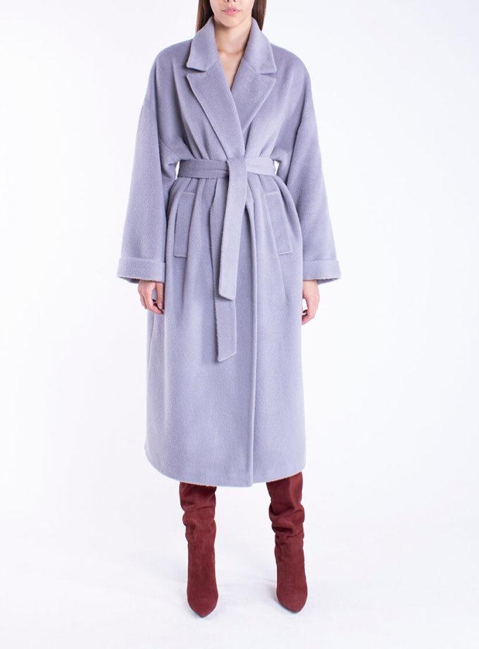 Объемное пальто из альпаки BEAVR_BA_FW20_82, фото 1 - в интеренет магазине KAPSULA