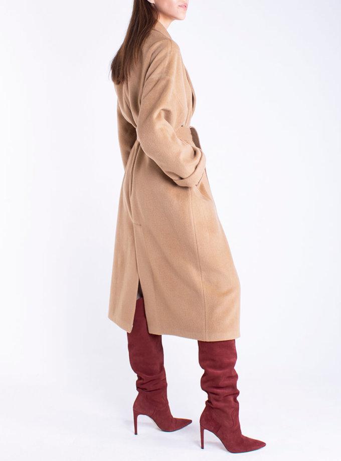 Объемное пальто из шерсти BEAVR_BA_FW20_83, фото 1 - в интеренет магазине KAPSULA