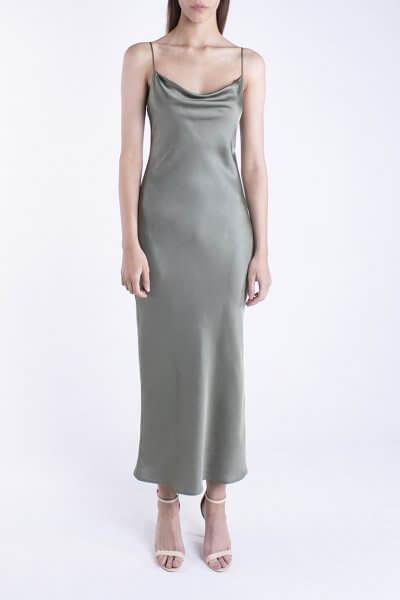 Платье на тонких бретелях BEAVR_BA_SS20_69, фото 1 - в интеренет магазине KAPSULA