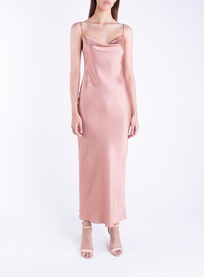 Платье на тонких бретелях BEAVR_BA_SS20_70, фото 1 - в интеренет магазине KAPSULA
