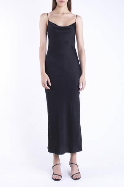 Платье на тонких бретелях BEAVR_BA_SS20_71, фото 1 - в интеренет магазине KAPSULA