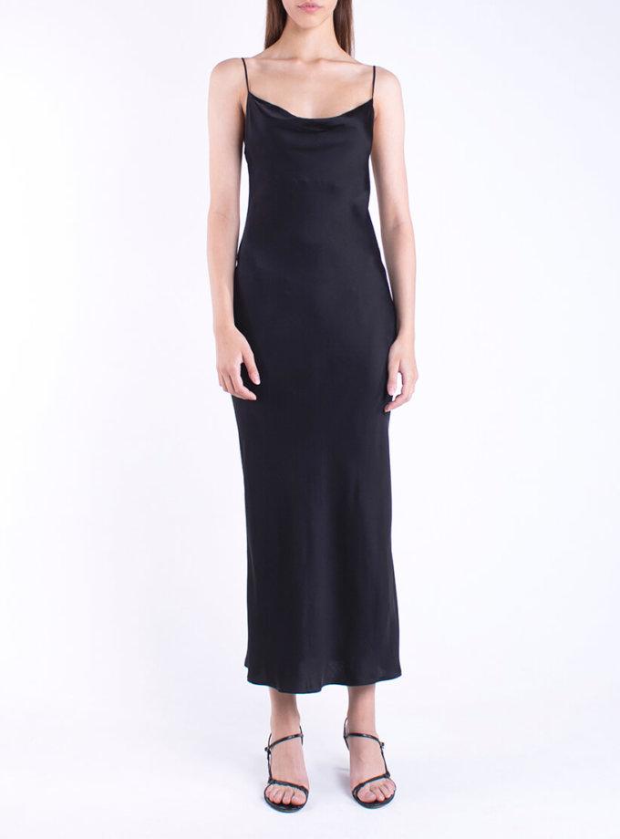 Платье на тонких бретелях BEAVR_BA_SS20_71, фото 1 - в интернет магазине KAPSULA
