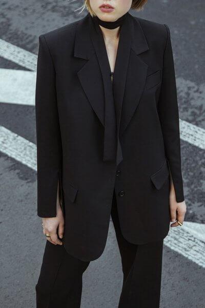 Жакет из шерсти с молниями IRRO_IR_FW20_JB_002, фото 1 - в интеренет магазине KAPSULA