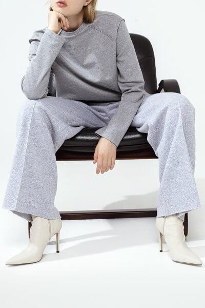 Хлопковые брюки-клёш IRRO_IR_FW20_PS_014, фото 1 - в интеренет магазине KAPSULA