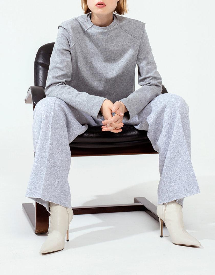 Хлопковые брюки-клёш IRRO_IR_FW20_PS_014, фото 1 - в интернет магазине KAPSULA